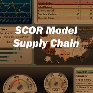 Pengertian SCOR Model dalam Manajemen Rantai Pasok