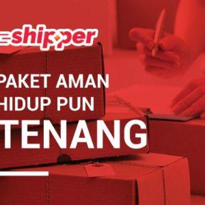 Aplikasi Kirim Barang Shipper.id, Mudah Praktis