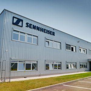 Mengenal Perusahaan Sennheiser
